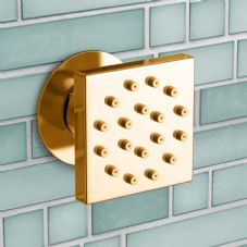 Shower Body Jets - Square